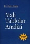 Avcıol Basım Yayın - Akademik Kitaplar - Mali Tablolar Analizi