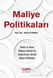 Der Yayınları - Maliye Politikaları