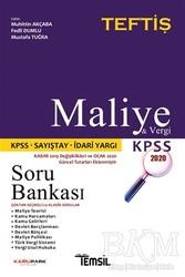 Temsil Kitap - Maliye ve Vergi Hukuku Soru Bankası
