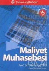 Türkmen Kitabevi - Akademik Kitapları - Maliyet Muhasebesi