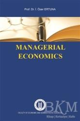 Okan Üniversitesi Kitapları - Managerial Economics