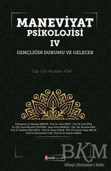 Kimlik Yayınları - Maneviyat Psikolojisi 4