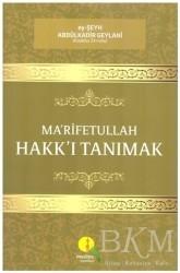 Medine Yayınları - Ma'rifetullah - Hakk'ı Tanımak