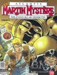 Lal Kitap - Martin Mystere İmkansızlar Dedektifi Sayı: 20 Taş Lahit