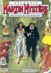 Lal Kitap - Martin Mystere İmkansızlar Dedektifi Sayı: 21 Saba Kraliçesi
