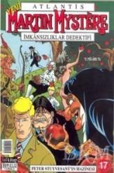 Lal Kitap - Martin Mystere İmkansızlıklar Dedektifi Peter Stuyvesant'ın Hazinesi Sayı: 17