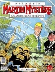Lal Kitap - Martin Mystere İmkansızlıklar Dedektifi Sayı: 13 Nil Tanrısı