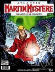 Lal Kitap - Martin Mystere Sayı: 164 - İmkansızlıklar Dedektifi / Sıfır Boylamına Dönüş