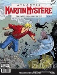 Lal Kitap - Martin Mystere Sayı: 166 - İmkansızlıklar Dedektifi / Telemakhos'un Batışı