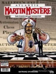 Lal Kitap - Martin Mystere Sayı: 170 - Satranç Oyuncusu