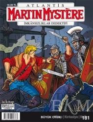 Lal Kitap - Martin Mystere sayı: 181 - Büyük Oyun