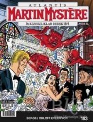 Lal Kitap - Martin Mystere - Sergej Orloff Evleniyor Sayı: 163