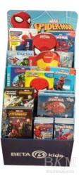 Beta Kids - Marvel Boyama - Aktivite Kitapları Stantı (117 Kitap)