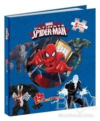 Beta Kids - Marvel Ultimate Spider-Man: İlk Yapboz Kitabım