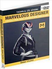 Alternatif Yayıncılık - Marvelous Designer - 3 Boyutlu Oyun Moda Tasarım ve Giysi Simülasyonu - Dvd Ekiyle