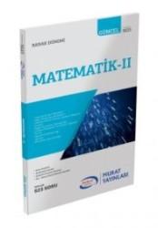 Murat Yayınları - Matematik 2 Kod:5023 Murat Yayınları