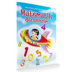 Damla Yayınevi - Matematik Becerilerim Damla Yayınevi