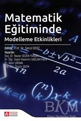 Pegem A Yayıncılık - Akademik Kitaplar - Matematik Eğitiminde Modelleme Etkinlikleri