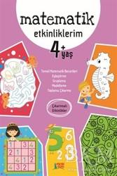 Minik Ada - Eğitim Kitapları - Matematik Etkinliklerim