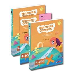 ODTÜ Geliştirme Vakfı Yayıncılık - Matematik Gezegeni 4. Sınıf 3 Kitap Takım