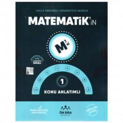 Önsıra Yayınları - Matematik in M si Konu Anlatımlı 1 Önsıra Yayınları