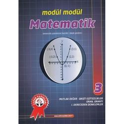 Zafer Dershaneleri Yayınları - Matematik Modül Modül 3 Mutlak Değer Basit Eşitsizlikler Oran Orantı Birinci Dereceden Denklemler Zafer Yayınları