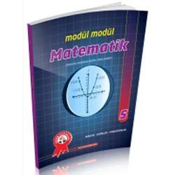 Zafer Dershaneleri Yayınları - Matematik Modül Modül 5 Mantık-Kümeler-Fonksiyonlar Zafer Yayınları