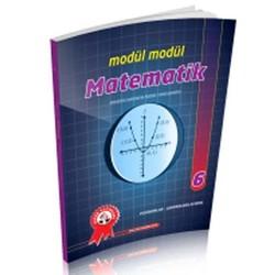 Zafer Dershaneleri Yayınları - Matematik Modül Modül 6 Polinomlar Zafer Yayınları