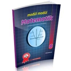 Zafer Dershaneleri Yayınları - Matematik Modül Modül 8 Trigonometri Zafer Yayınları