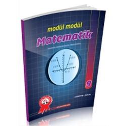 Zafer Dershaneleri Yayınları - Matematik Modül Modül 9 Lagoritma-Diziler Zafer Yayınları