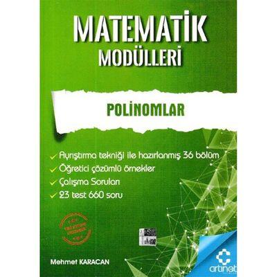 Matematik Modülleri Polinomlar ArtıNet Yayınları