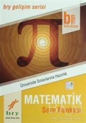 Birey Yayınları - Matematik Soru Bankası B Orta Düzey ( Üniversite Sınavlarına hazırlık)