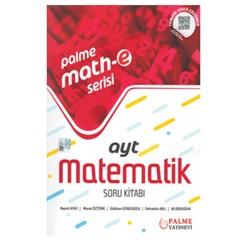 Palme Yayıncılık - Hazırlık Kitapları - Math-e Serisi AYT Matematik Soru Kitabı