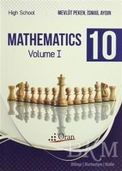 Oran Yayıncılık - İngilizce Kitaplar - Mathematics 10