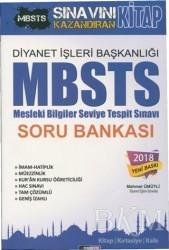 Yedi Beyza Yayınları - 2018 Diyanet İşleri Başkanlığı MBSTS (Mesleki Bilgiler Seviye Tespit Sınavı) Soru Bankası