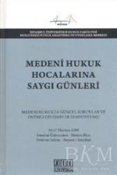 On İki Levha Yayınları - Medeni Hukuk Hocalarına Saygı Günleri (Ciltli)