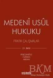 On İki Levha Yayınları - Ders Kitapları - Medeni Usul Hukuku Pratik Çalışmalar