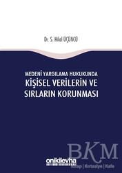 On İki Levha Yayınları - Medeni Yargılama Hukukunda Kişisel Verilerin ve Sırların Korunması
