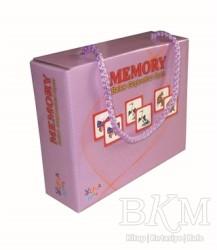 Yuka Kids - Memory - Bellek Güçlendirici Oyun (Kutulu)