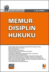 Adalet Yayınevi - Ders Kitapları - Memur Disiplin Hukuku