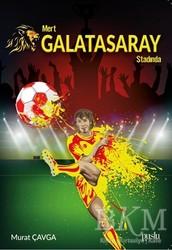 Puslu Yayıncılık - Mert Galatasaray Stadında
