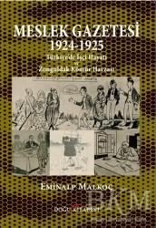 Doğu Kitabevi - Meslek Gazetesi 1924 - 1925
