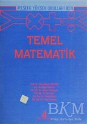 Adana Nobel Kitabevi - Meslek Yüksek Okulları İçin Temel Matematik
