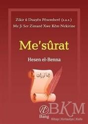 Elvan Yayıncılık - Me'surat