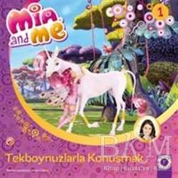 Artemis Yayınları - Mia and Me: Tekboynuzlarla Oyunlar