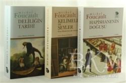 İmge Kitabevi Yayınları - Michel Foucault Seti (3 Kitap)