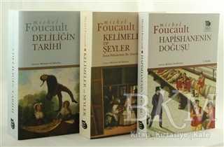 Michel Foucault Seti (3 Kitap)