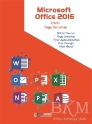 Efe Akademi Yayınları - Microsoft Office 2016