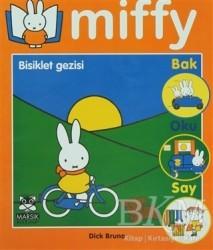 Marsık Kitap - Miffy - Bisiklet Gezisi