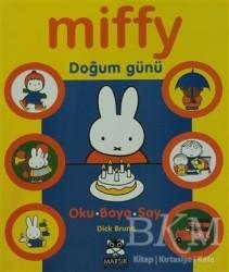 Marsık Kitap - Miffy - Doğum Günü